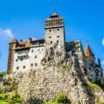 Bran Castle on the Dietrich cliff.